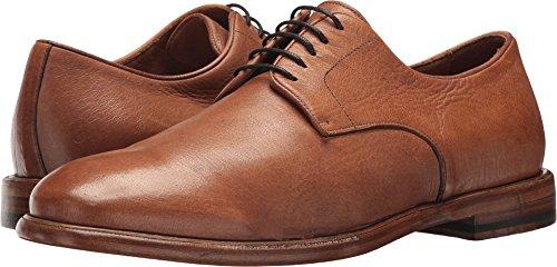 Frye Mens Fisher Oxford Tan Rådjur Skinn Läder