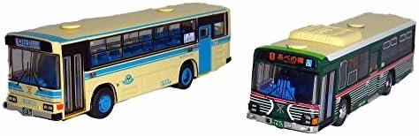 トミーテック ザ・バスコレクション 大阪市営バス開業90周年記念オリジナルバスセット