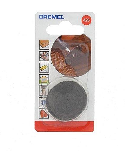 3 opinioni per Dremel 426 Dischi Taglio Rinforzati in Fibra di Vetro, 32 mm, 5 Pezzi