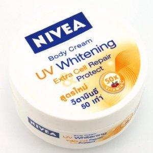 Nivea UV Blanchiment cellulaire supplémentaire Repair & Protect Crème pour le Corps 200ml
