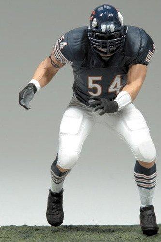 (McFarlane Toys NFL 3 Inch Sports Picks Series 7 Mini Action Figure Brian Urlacher (Chicago)