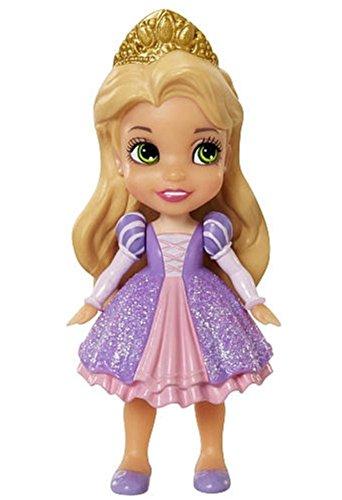Disney Mini Sparkle Poseable Rapunzel Doll
