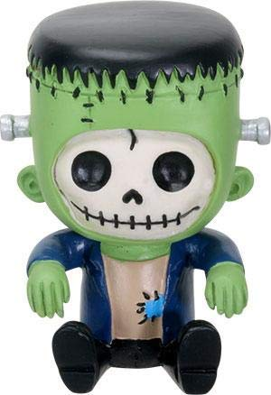 SUMMIT COLLECTION Furrybones Frankie Signature Skeleton in Halloween Frankenstein Costume