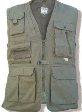 Fox Fire Ultimate Safari Hunting Vest Big Amp Tall Sizes