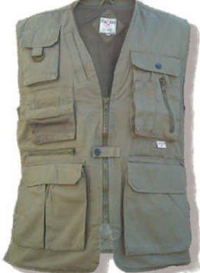 Foxfire Ultimate Safari Hunting Vest Big Tall Sizes 5xl Tall