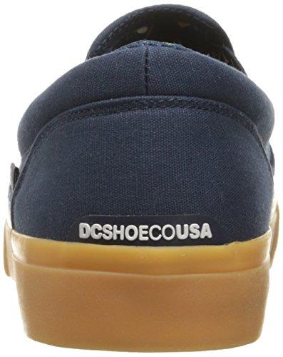 Tx Us Dc black 11 Marina Trase Gomma 5 Unisex Slip Shoe Grey on red M Rqtx7rq