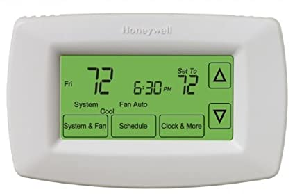 Honeywell RTH7600D1030 7 Day Programmable Thermostat
