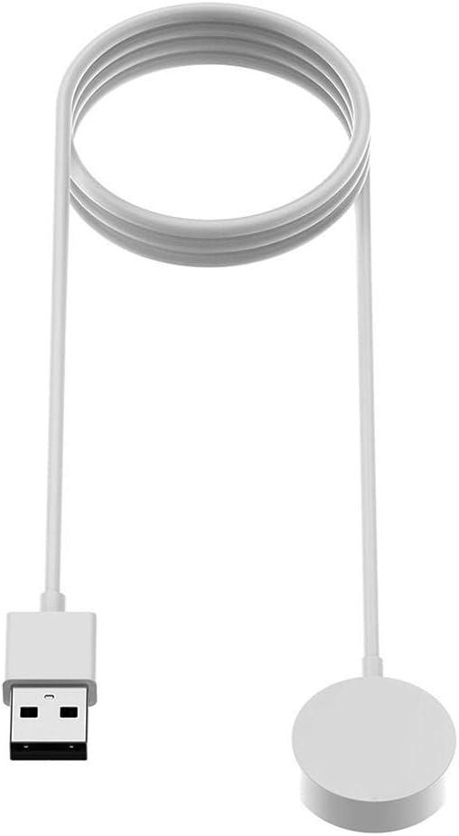 Cracklight e - Cable de carga inalámbrico para Michael Kors Access Sofie, con adaptador de base de carga