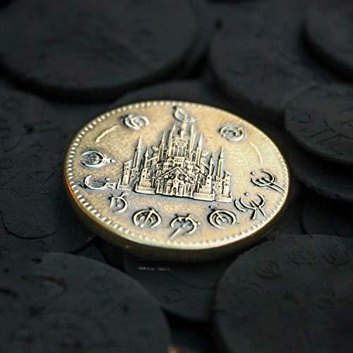 Mistborn Coin - Golden Boxing of The Final Empire
