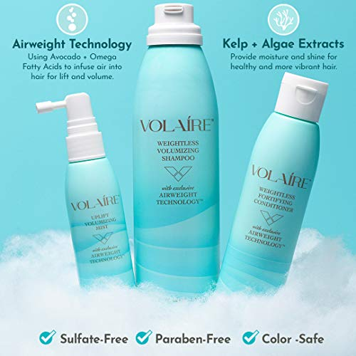 Buy volumizing products for hair