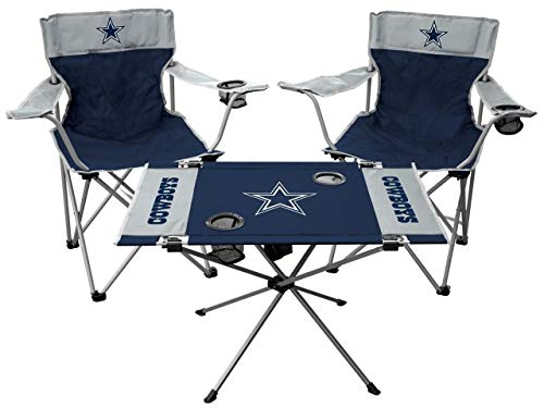- Rawlings NFL Dallas Cowboys Tailgate Kit, Team Color, One Size