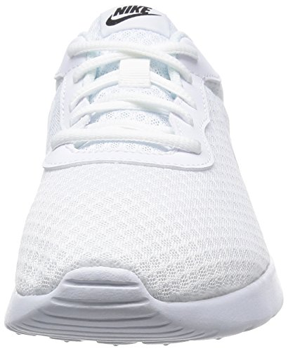 NIKE White White Black 110 Trainers 's Tanjun Men White Zq6nwrXZz