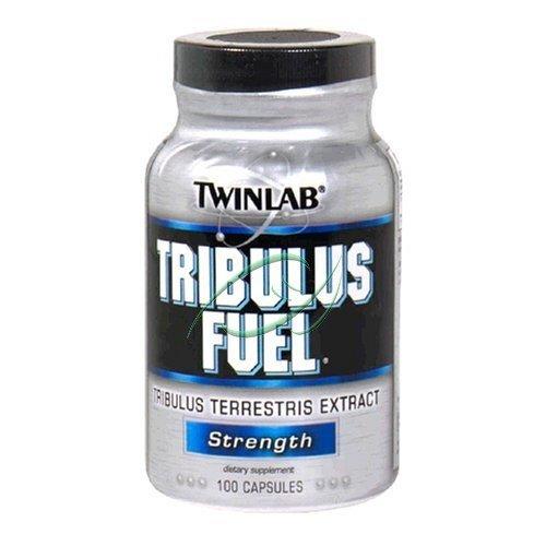 Carburant Tribulus, Extrait de Tribulus Terrestris, 100 capsules, De Twinlab