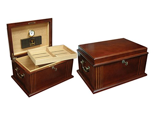 Prestige Import Group - The Caesar Classic Antique Humidor