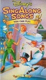 Disney's Sing Along Songs, Volume 6: Very Merry Christmas Songs [VHS ...