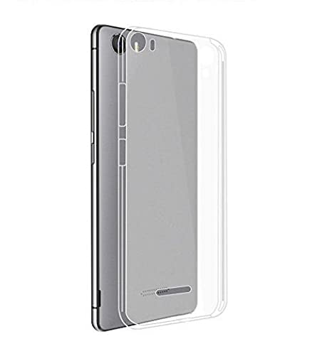 superior quality 44253 d6227 Johra for Micromax Bolt Supreme 4 Q352 Back Cover Case Soft TPU Case for  Micromax Supreme 4 Q352 Transparent Back Cover