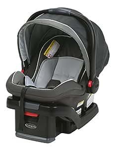 Graco SnugRide SnugLock 35 Infant Car Seat with adjustable base, Tenley