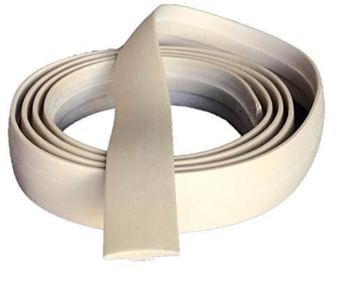 "FLEXTRIM Flexible T Molding: 2"" Size with Oak Grain Texture - 140"" inches Long (Almost 12"
