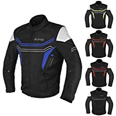 INTRODUCING ALPHA CYCLE GEAR (SINCE 1992) IN USA, YEARS OF EXPERIENCED BIKERS HARD WORK BRINGING YOU TOP NOTCH HIGH QUALITY GEAR WITH EXCEPTIONAL PRICES.  WE BACK OUR QUALITY AND OFFER 3 YEARS OF WARRANTY ON ALL OF OUR ALPHA CYCLE GEAR PRODU...