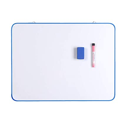 Pizarra blanca magnética de Toyandona para frigorífico ...