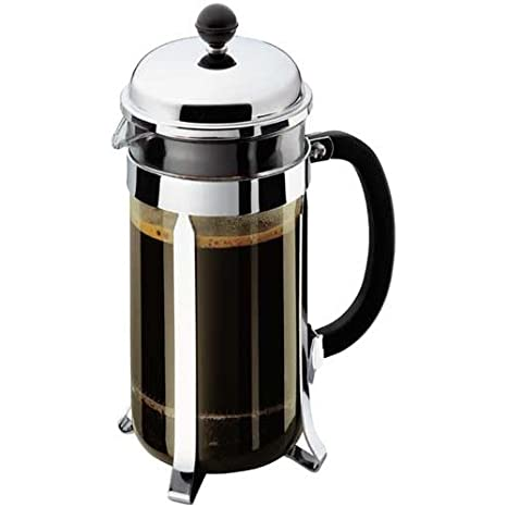Amazon.com: Bodum Chambord French Press Cafetera eléctrica ...