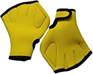 Webbed Swimming Diving Paddles Gloves Aquatic Training Fitness Water Resistance in The Water Swim Aqua Fingerl