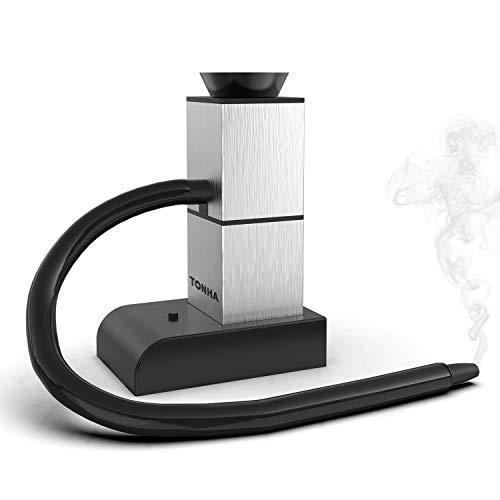 Tonha Portable Smoking Gun Mini Smoker Infuser Food Smoker for Meat, Drink & Food Indoor Infuser , Ultimate Sous Vide…