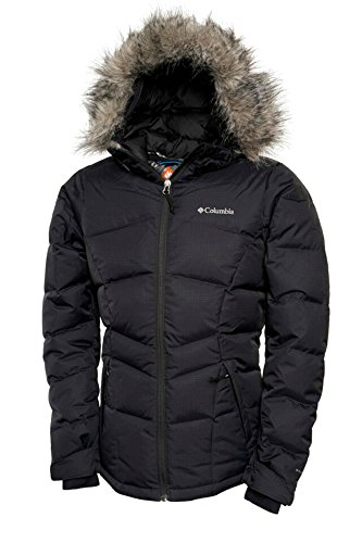 COLUMBIA MIDNIGHT SNOW II WOMEN'S OMNI HEAT DOWN WINTER JACKET