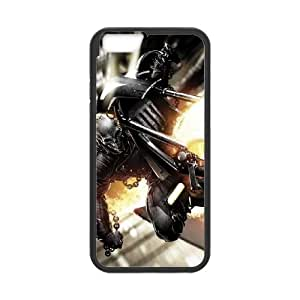 iPhone 6 Plus 5.5 Inch Cell Phone Case Black Ghost Rider Wall Ride Nhrus
