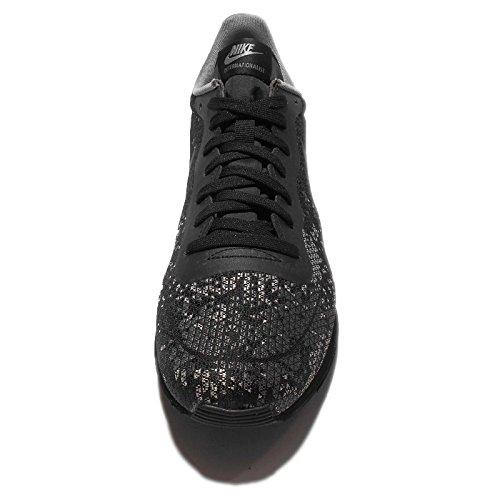Nike - Zapatillas de Lona para hombre negro
