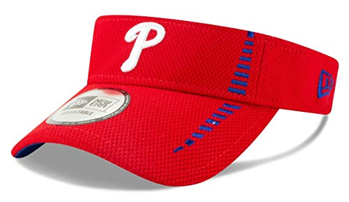 New Era Philadelphia Phillies MLB Speed DE Performance Adjustable Visor