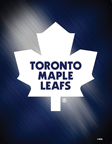 Party Animal Toronto Maple Leafs Logo MotiGlow Light Up Sign
