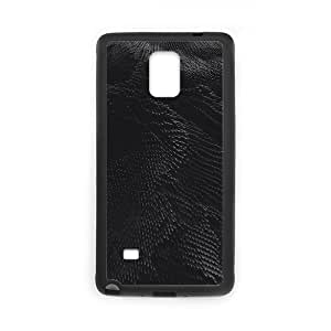 abstract 3d arts Samsung Galaxy Note 4 Case Black