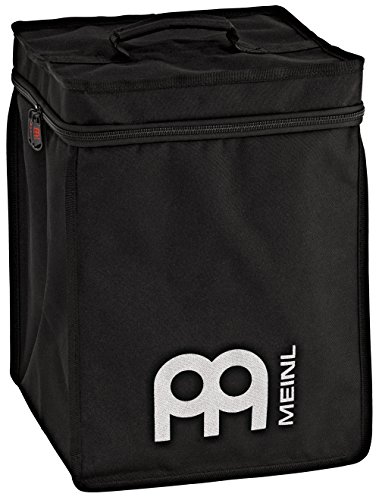 Meinl Box Drum Bag, Size-for Compact Jam Cajons Only-Heavy Duty Nylon Exterior and Carrying Grip, Gig, inch ()
