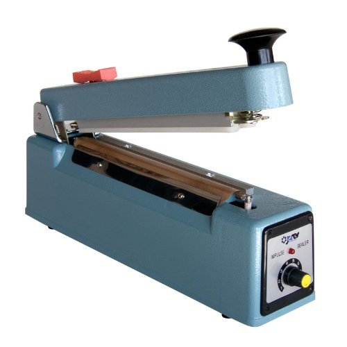 8 inch impulse sealer with cutter - 4