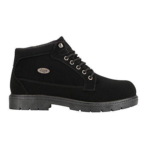 Lugz Boots Mid Chukka Mantle Black Mens rgZwrqxI4