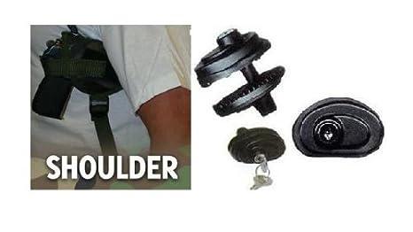 Amazon.com: Hombro Gun Holster, Taurus 617, camuflaje ...