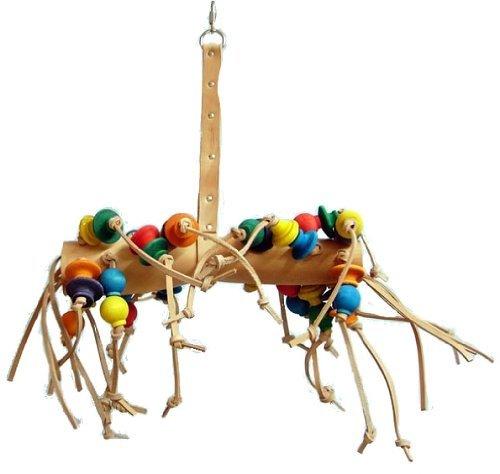 Zoo-Max Stachelschwein Vogel Spielzeug, groß