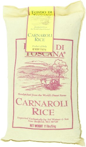Fondo di Toscana Carnaroli Rice, 11 Pound by Fondo di Toscana