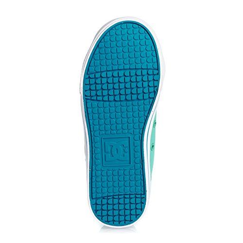 DC Shoes Chelsea SE - Shoes - Chaussures - Fille - US 5 / UK 4 / EU 36 - Bleu