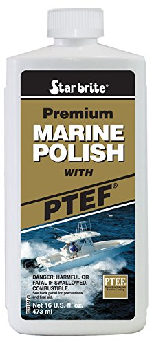 Star brite Premium Marine Polish with PTEF 16 oz