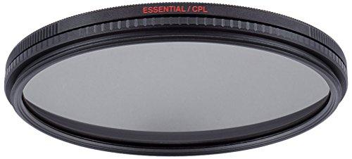 Manfrotto MFESSCPL-67 67 mm Essential Circular Polarizer Filter