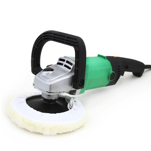 XtremepowerUS 7'' Electric CAR Boat Paint Polisher Sander W/ Pad