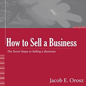 How to Sell a Business Audiobook