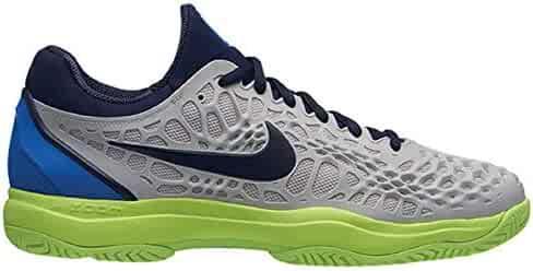 reputable site f1dca 50c39 NIKE Mens Zoom Cage 3 Tennis Shoes