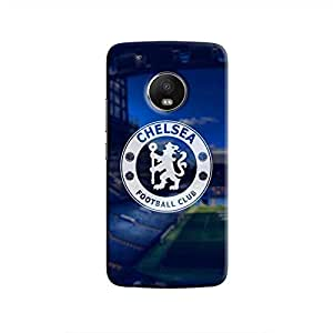 Cover It Up - Chelsea Watermark Moto G5 Hard Case