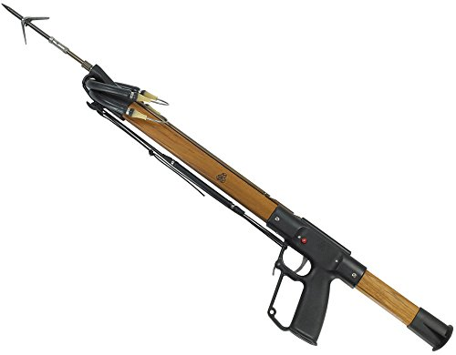 AB Biller Wood Special Speargun, Teak, 48