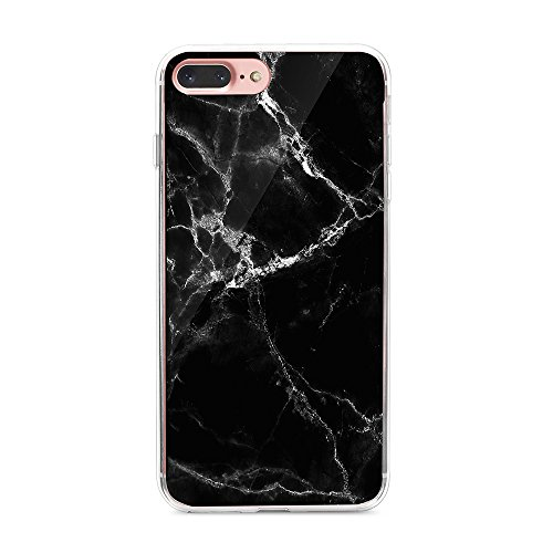 Double Marble - iPhone 8 Plus iPhone 7 Plus Case(5.5