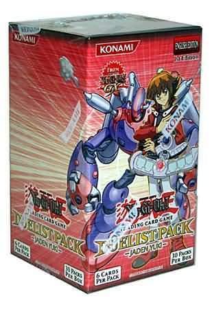 Upper Deck Yu-Gi-Oh GX Duelist Jaden Yuki Booster Box