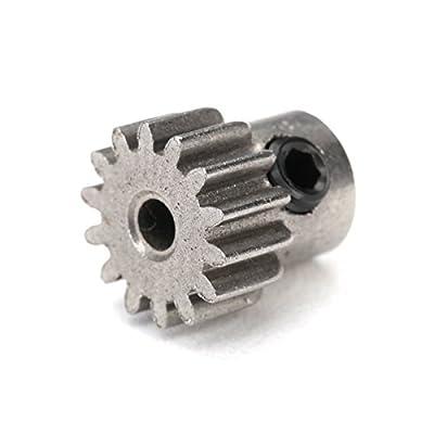 Traxxas 7592 Gear, 14-T Pinion/Set Screw: Toys & Games
